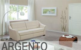 Meble ETAP SOFA wypoczynkowe narożnik, sofa 3, sofa 2, fotel ARGENTO