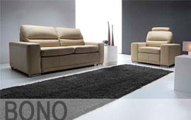 Meble GALA wypoczynkowe narożnik, sofa 3F, sofa 2F, fotel Bono
