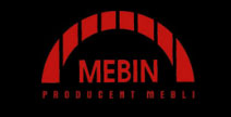 Producent mebli: Mebin