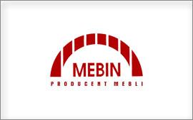 Producent mebli: Mebin