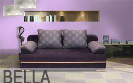 Meble Bog-Fran wypoczynkowe kanapa 3DL BELLA