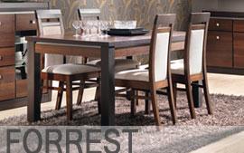 Meble Bog-Fran stoły krzesła stół krzesła FORREST