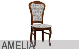 Meble Meblomix stół krzesło Amelia