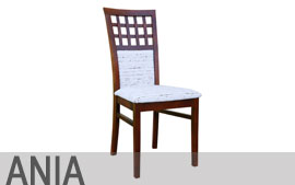 Meble Meblomix stół krzesło Ania