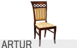 Meble Meblomix stół krzesło Artur