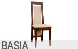 Meble Meblomix stół krzesło Basia