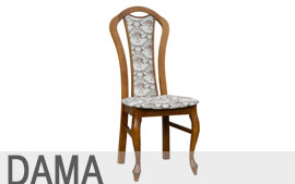 Meble Meblomix stół krzesło Dama