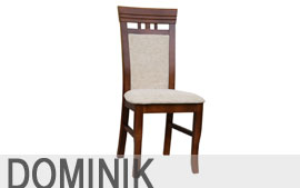 Meble Meblomix stół krzesło Dominik