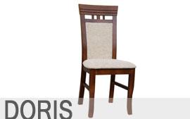 Meble Meblomix stół krzesło Doris