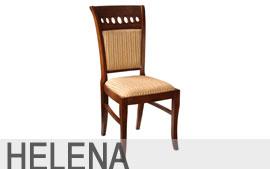 Meble Meblomix stół krzesło Helena