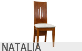 Meble Meblomix stół krzesło Natalia