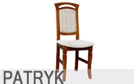 Meble Meblomix stół krzesło Patryk