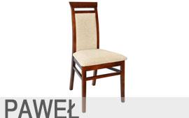 Meble Meblomix stół krzesło Paweł