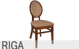 Meble Meblomix stół krzesło Riga