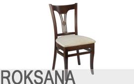 Meble Meblomix stół krzesło Roksana