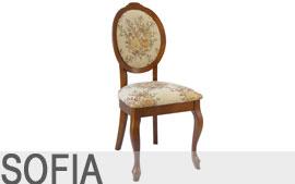 Meble Meblomix stół krzesło Sofia