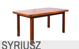 Meble Meblomix krzesło stół  Syriusz