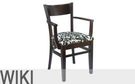 Meble Meblomix stół krzesło Wiki