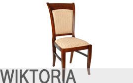 Meble Meblomix stół krzesło Wiktoria
