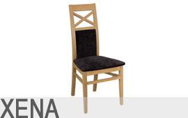 Meble Meblomix stół krzesło Xena