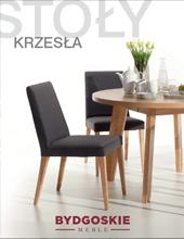 Katalog Stoły i Krzesła Bydgoskie Meble