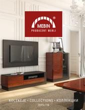 Katalog Mebin 2015-2016