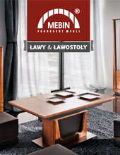 Katalog Mebin Ławostoły