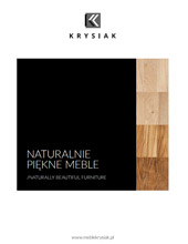 Katalog mebli: Meble Krysiak