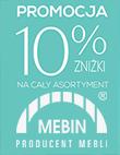 Promocja mebli: Mebin