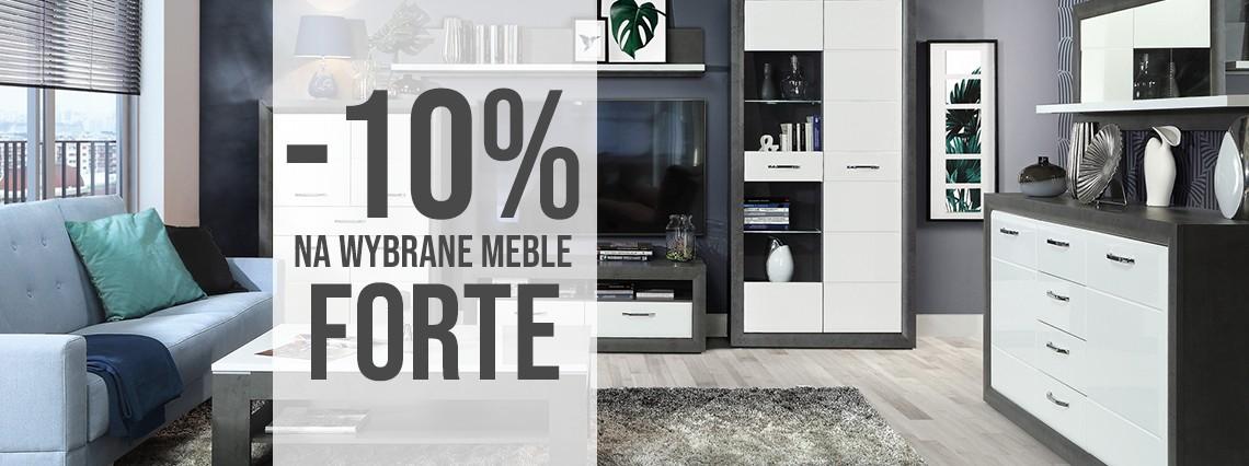 Forte -10%