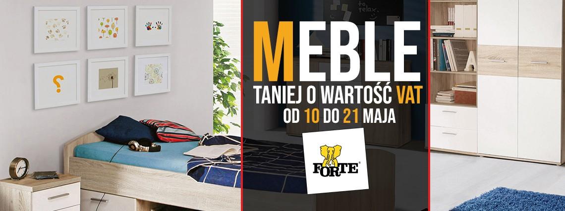Promocja Forte – Taniej o wartość VAT