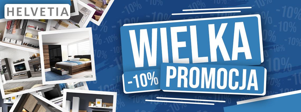 Promocja HELVETIA WIERUSZÓW -10%